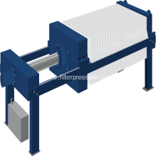 Light Hydraulic Membrane Filter Press For Food